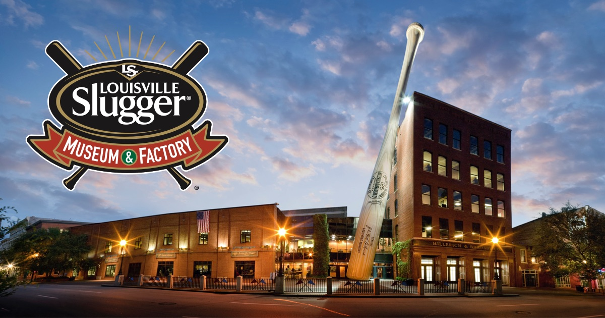 Louisville slugger museum discount coupons