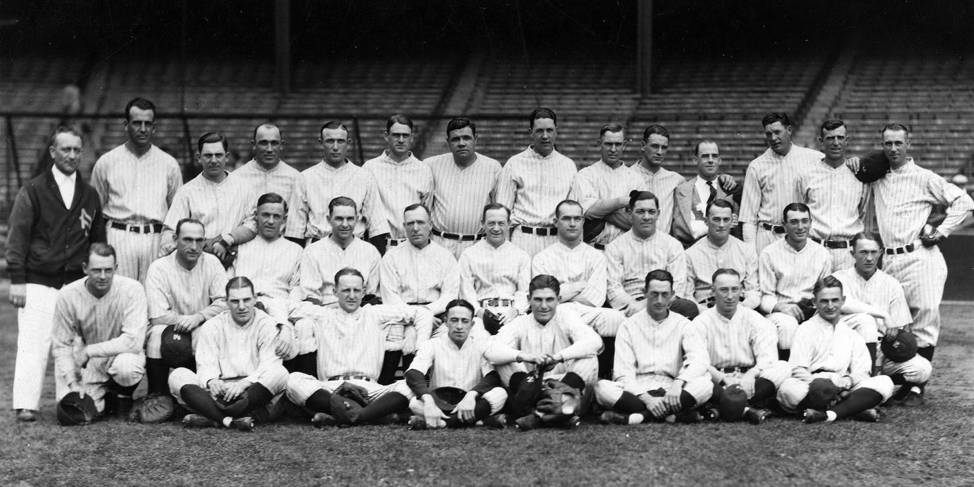 Murderers' Row: 90 Years Later