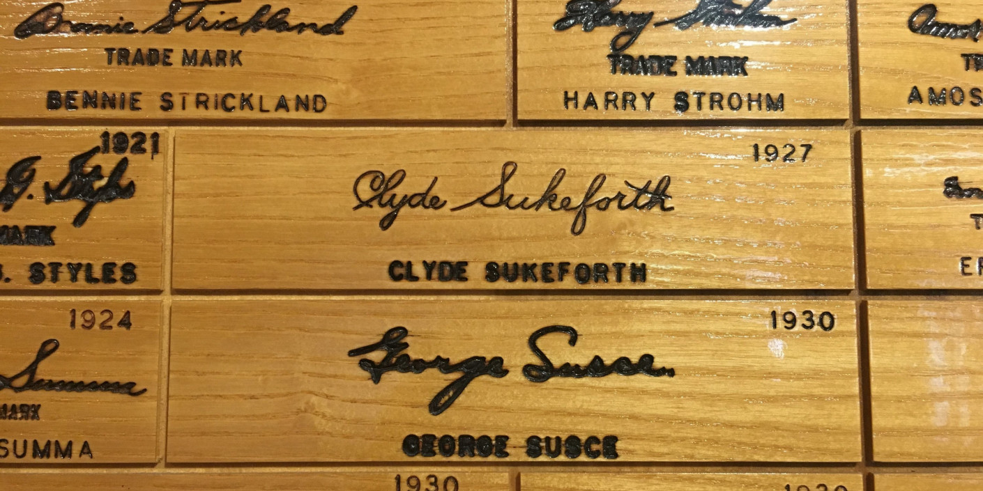 Clyde Sukeforth: Baseball's Forrest Gump?