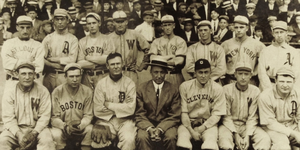 The Unofficial All-Star Game of 1911