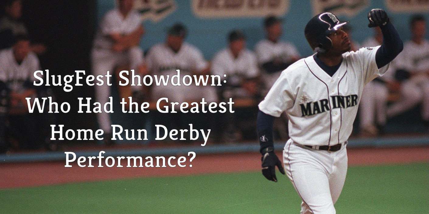 SlugFest Showdown: Who Had the Greatest Home Run Derby Performance?