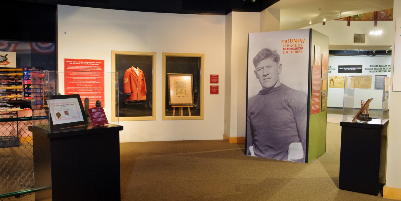 Triumph & Tragedy: The Greatness of Jim Thorpe